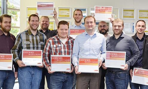 LMIS AG Softwareentwicklung IT Certified Security Hacker Application Management