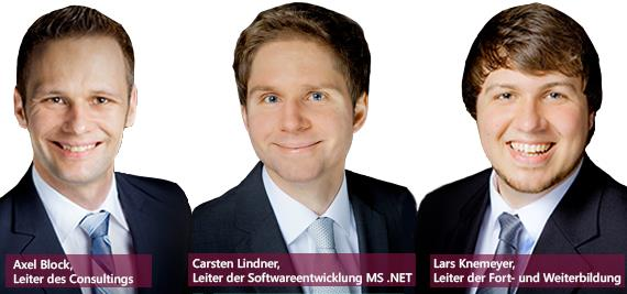 LMIS AG Softwareentwicklung IT Osnabrueck Axel Block Carsten Lindner Lars Knemeyer