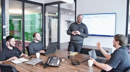 LMIS AG Softwareenwicklung IT Osnabrueck Scrum Methoden